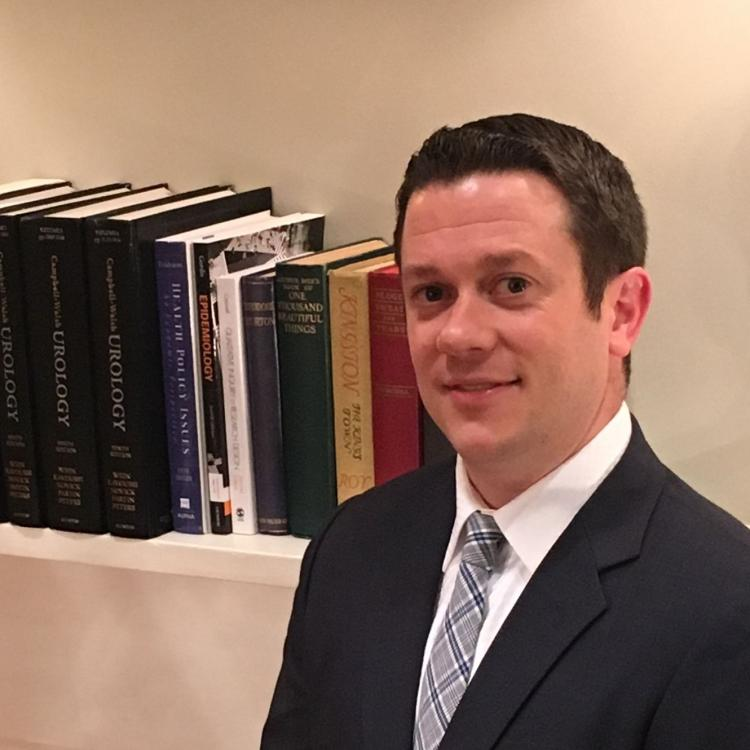 Dr.  Jason Izard