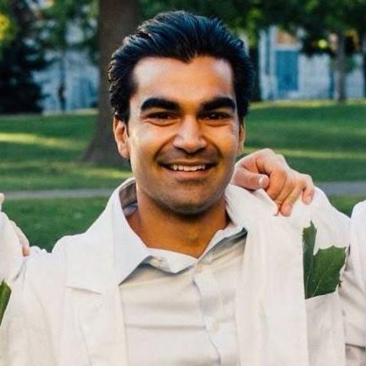 Dr.  Kash Visram