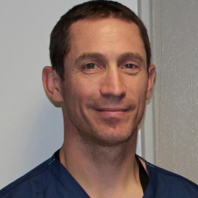 Dr.  Tom McGregor